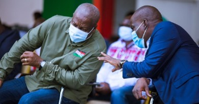 Election 2020: NDC throws away Jean Mensa's flawed presidential election results
