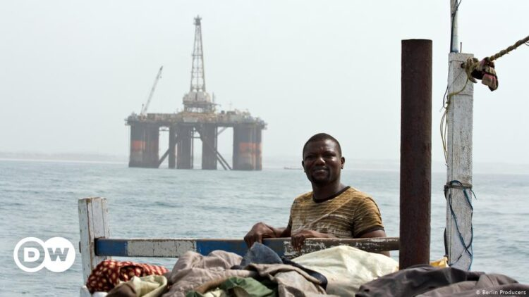 Oil promises — Ghana's dreams of 'black gold'