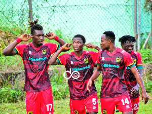 Asante Kotoko bounce back to victory against Dreams FC