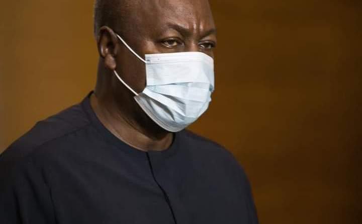 John Mahama urges NDC to be vigilant as votes are counted