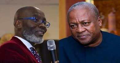 Concede if you have no evidence of vote rigging – Gabby to Mahama