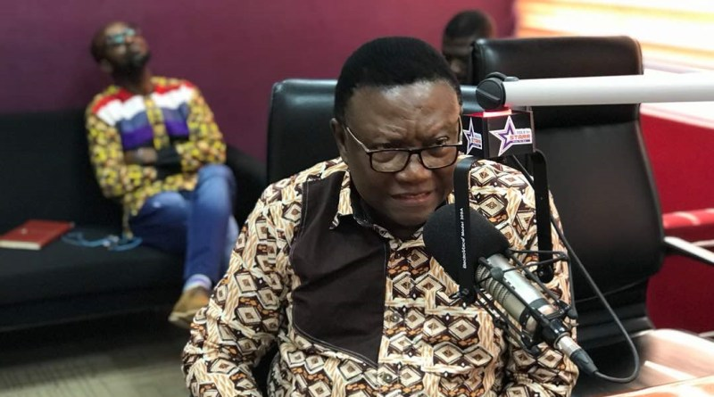 2020 polls: NDC has the right to demonstrate – Rev. Asante