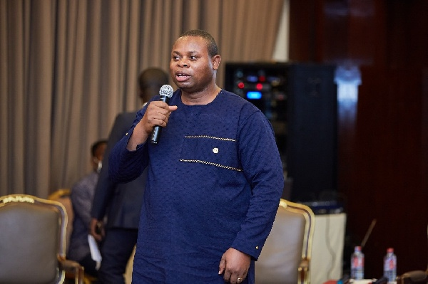 Electoral Commission is not only incompetent, it's very corrupt – Franklin Cudjoe of IMANI Africa