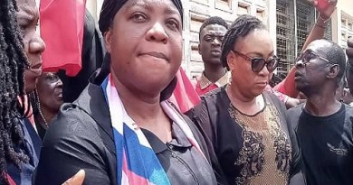 Ghana Election 2020: Slain Mfantseman MP's wife retains the seat for her late husband
