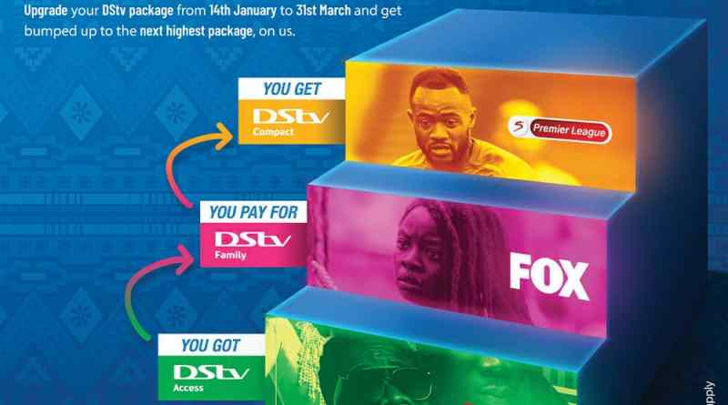 This is why DStv is making sure that your year is off to a great start with an amazing deal sure to kick start your year in a great way and give you better value you're your money.