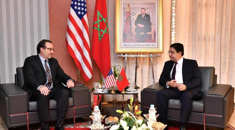 Senior US Official Commends in Dakhla HM the King's Leadership