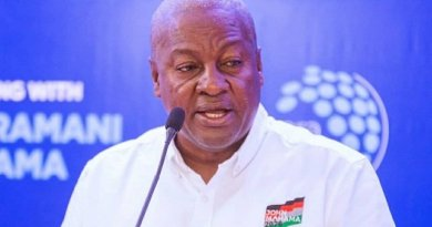 Mahama Files Motion To Reopen Case, Review Of Ruling Allowing Jean Mensa Evade Cross-Examination