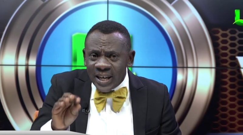 I was warned not to act with Agya Koo – Akrobeto reveals shockingly