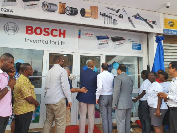 Bosch Ghana rolls out battery recycling project to protect environment