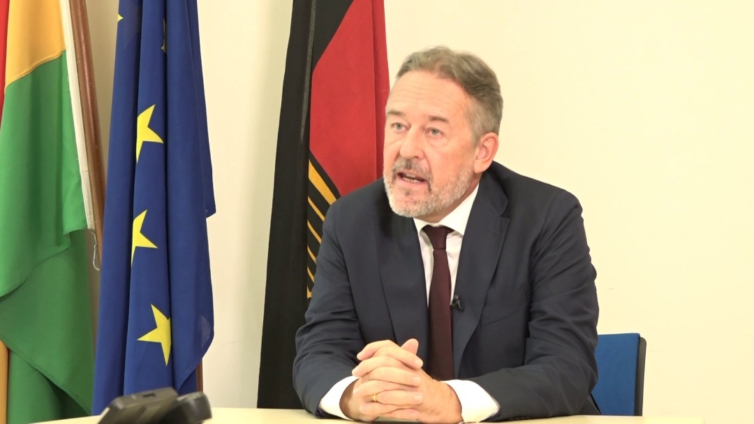 Ghana receives 25m euros from Germany as Covid-19 relief package