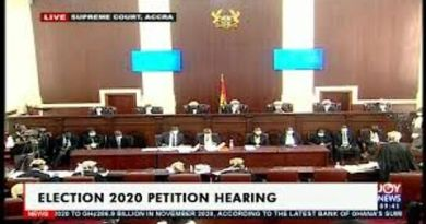Election Petition: Ghanaians on Social media react to Court's ruling, describe Judges as Bias