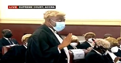 We won't present any witnesses – EC, Akufo-Addo's lawyers tell Supreme Court