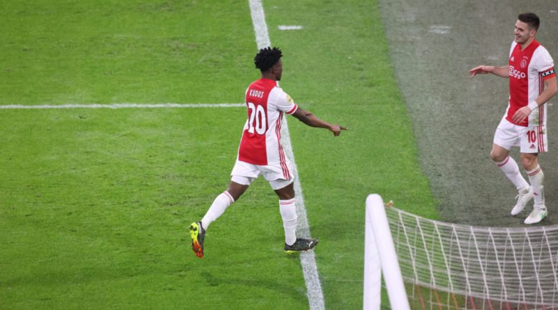 Ajax coach Erik ten Hag laps up Mohammed Kudus return to top form