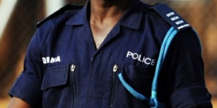 Winneba Police Commander Samuel Asiedu Okanta fingered as Landguards dealmaker