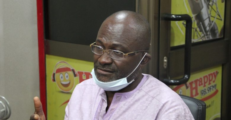 Ken Agyapong's Oman FM Has Been Operating Illegally Since 2011