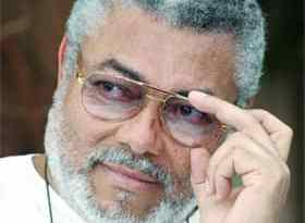Rawlings was God sent - Spokesperson for the NPP