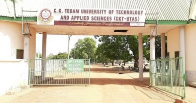 C.K Tedam University of Technology and Applied Sciences closed down over Covid