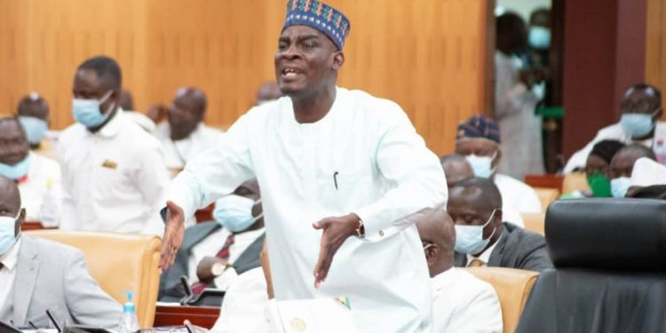 Stop using military personnel as bodyguards for state officials – Minority Leader