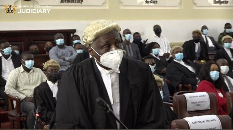 Supreme Court adjourns ruling on withdrawal of witnesses by lawyers for EC, Akufo-Addo to Thursday