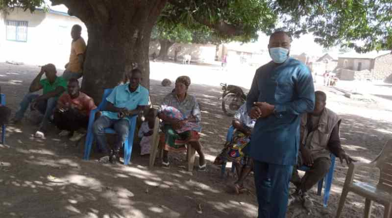 Sissala West: MP goes on a Thank You Tour of his Constituency