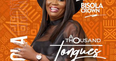 Music: Bisola Crown - A Thousand Tongues