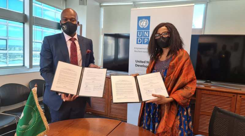 AfCFTA and UNDP announce new partnership towards inclusive growth in Africa