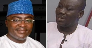 Isaac Adongo to Dr Bawumia: Stop displaying ignorance and incompetence
