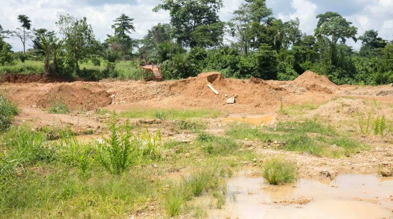 Galamsey: Soldiers pick up National Security Operatives at Atewa Forest