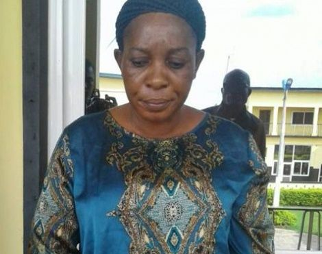 PHOTOS: Meet the woman contracted man to kill her business partner