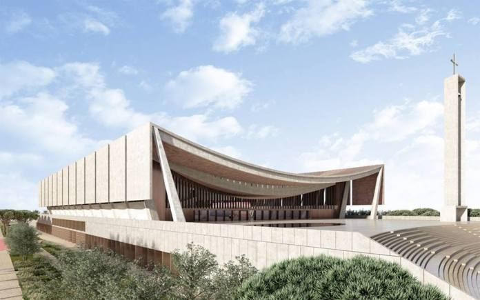 'Gov't to launch shortcode for Ghanaians to contribute GHC100.00 towards completion of National Cathedral' – Ken Ofori-Atta