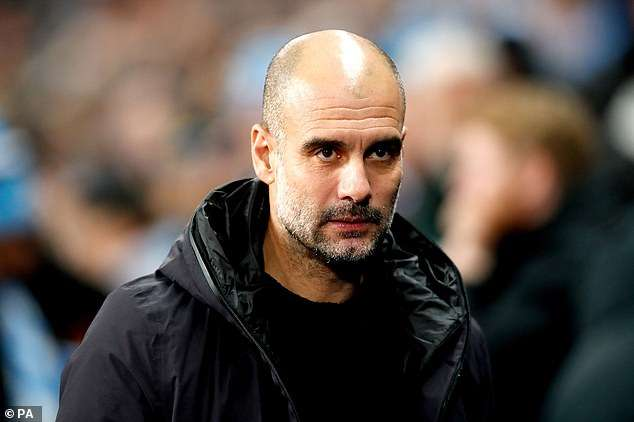 Man City only need one shot at UCL glory – Guardiola