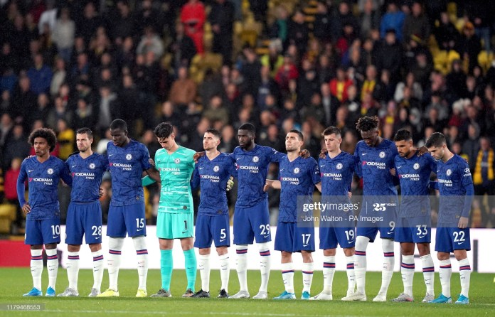 Who will Chelsea meet in the quarter-finals? Check out update on quarterfinal draw