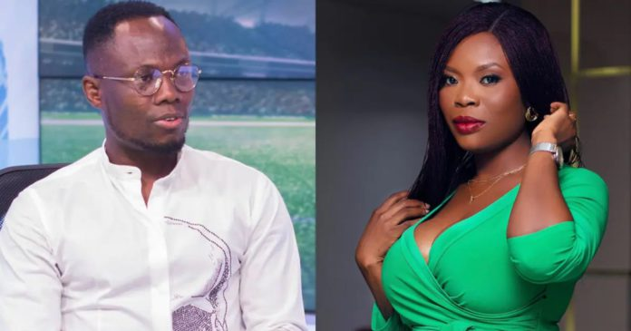 Agyemang-Badu finally opens up on relationship with Delay