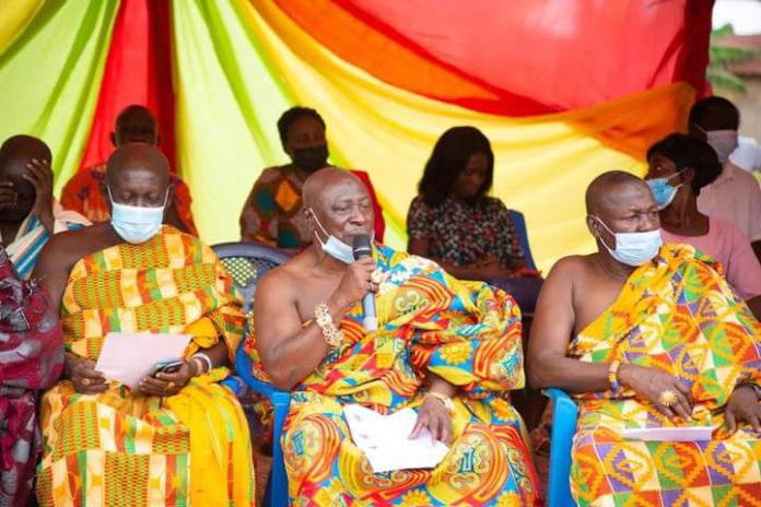 Chief appeals to Western North Minister over disputes