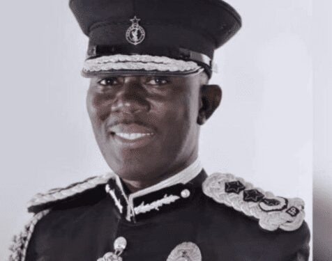 Akufo-Addo swears in Dampare as IGP today