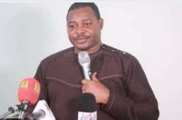 Municipal Chief Executive of Obuasi, Hon. Elijah Adansi Bonah