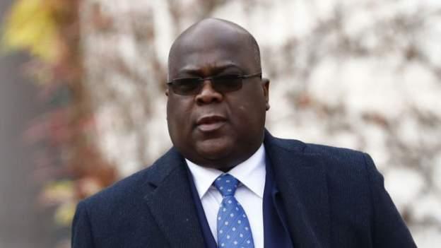 DR Congo Leader