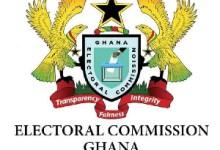 Electoral Commission logo