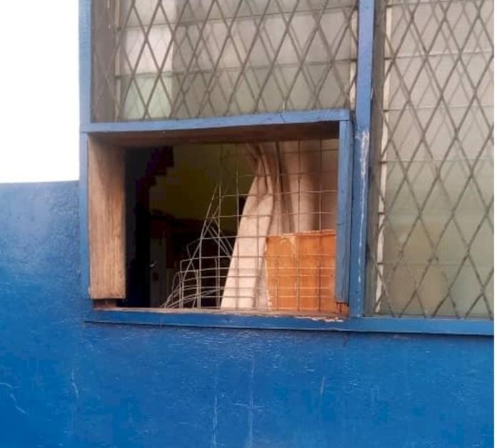 Thieves Break Into Nima Police Station