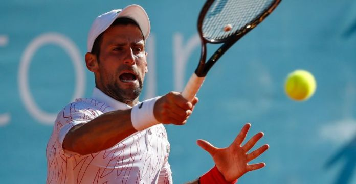 Novak Djokovic: World Number One Becomes Latest Tennis Player To Test Positive For Coronavirus