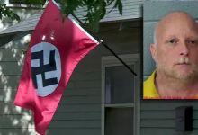 Oklahoma Woman Shot While Trying To Remove Nazi Flag