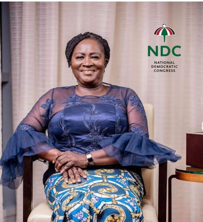 Prof. Naana Jane Opoku-Agyemang Accepts John Mahama's Appointment As Running Mate