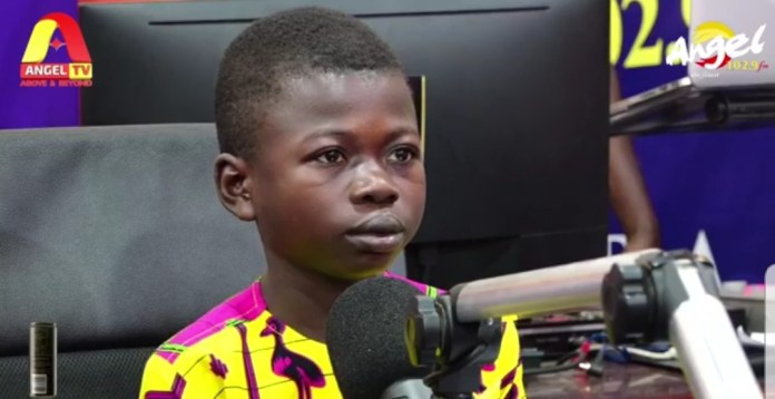 Meet The Youngest Sports Presenter In Africa.