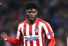 Player Transfer: Atletico Madrid Rejected Arsenal's Bid For Thomas Partey And Others