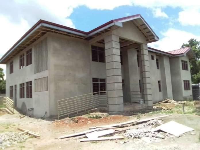 Duadaso NO.2 Senior High School ( Diamono) Administration Block Near Completion+