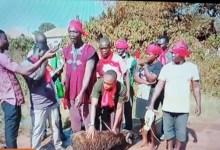 Jaman South NDC Members Rain curses on EC, NPP & security agencies