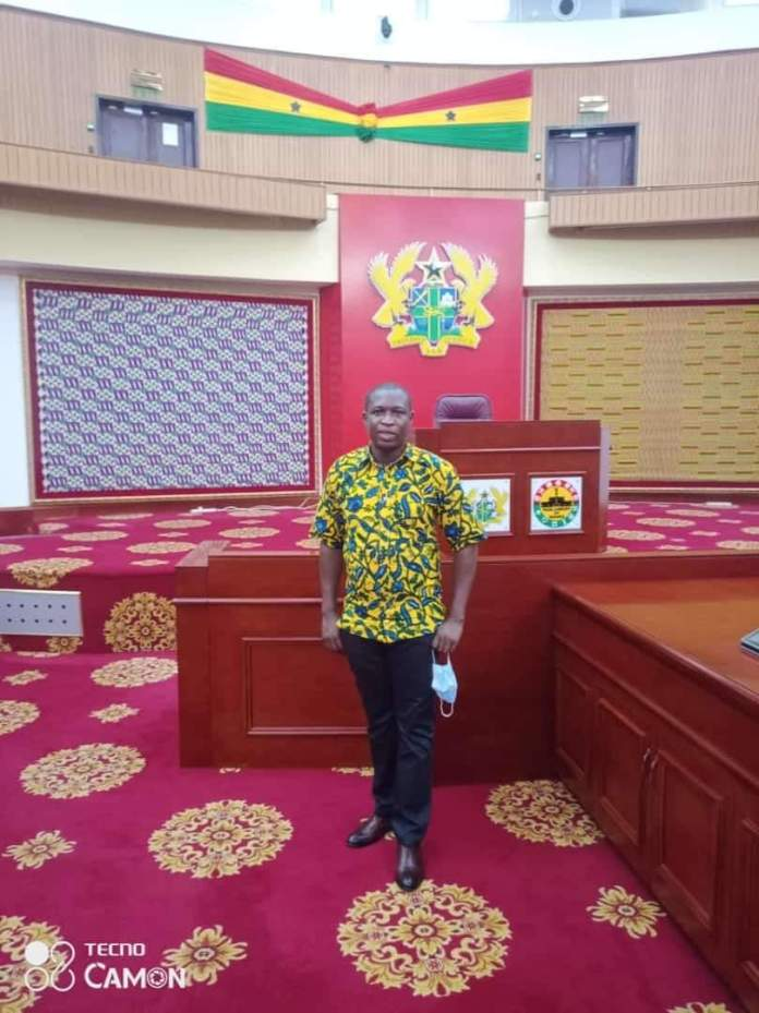 mp elect for jaman north