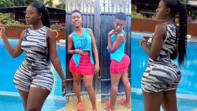 Hajia Bintu drops her 'Teens' photo Online