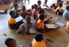 The Pupils Of Gumo D/A Primary School Cry Of No Furniture