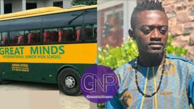 Actor Liwin's School Bus Kills A 7 Year Old Girl In Kumasi